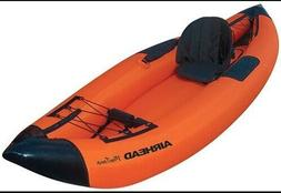 1 paddler performance travel inflatable kayak 1