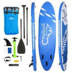 10Ft 10Inch Inflatable SUP Stand Up Paddle Board & Kayak 2 i