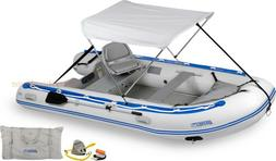 Sea Eagle 12.6sr Swivel Seat Floorboard Canopy Pkg Sport Run
