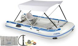Sea Eagle 14sr Swivel Seat Floorboard Canopy 14' Inflate S