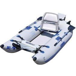 285fpb inflatable pontoon boat