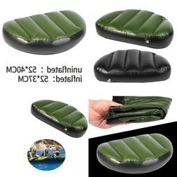 2PCS Inflatable Seat Kayak Cushion Boating Camping Fishing R