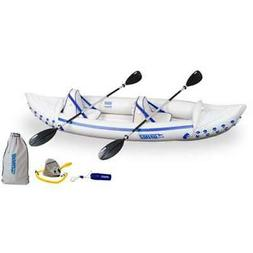 SEA EAGLE 330 Professional 2 Person Inflatable Sport Kayak C
