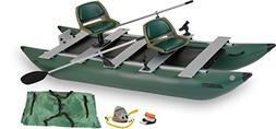 Sea Eagle 375fc FoldCat Inflatable Fishing Boat - Deluxe Pac