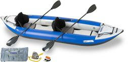 SEA EAGLE 380x PRO CARBON EXPLORER PACKAGE INFLATABLE PORTAB