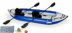 Sea Eagle 380x Pro Explorer Package Inflat Kayak Boat Class