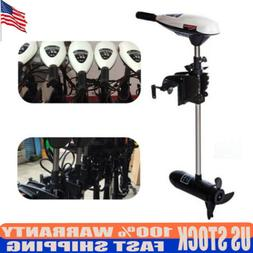 65LBS Electric Outboard Engine Boat Trolling Motor for Fishi
