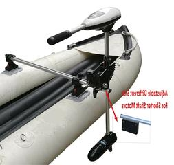 Brocraft Pontoon Boat Rail Mounted Rocket Launcher/4 Fishing