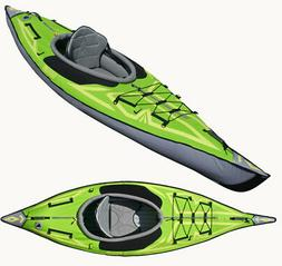 AdvancedFrame Green Kayak