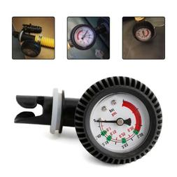 Air Pressure Gauge Thermometer 5.08 PSI for Inflatable Boat