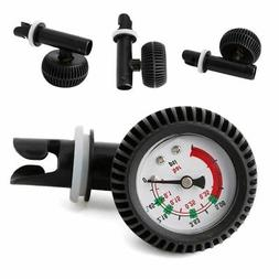Air Pressure Gauge Thermometer Connector For Inflatable Boat