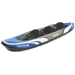 big basin inflatable kayak 3 person