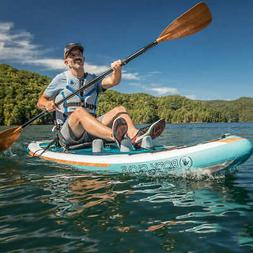 """Body Glove Porter Inflatable Kayak Package """"Free Shipping!"""""""