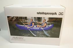 Brand NEW - AQUAGLIDE Yakima 2 Person Inflatable Flatwater K