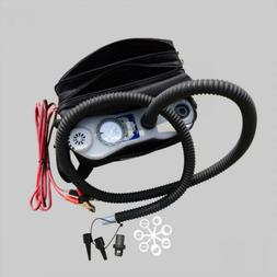 BTP Mano Two Stage Electric Turbo Pump for Inflatable Kayaks