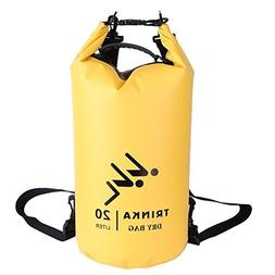 sikiwind 20L Camo Waterproof Dry Sack Bag Travel Outdoor Cam