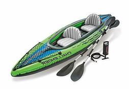 Intex Challenger K2 Kayak Series sporty fun 2 Person Inflata