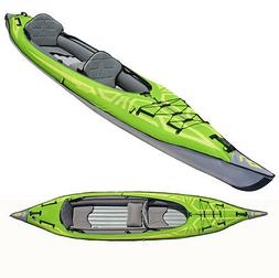 New Advanced Elements Convertible Inflatable Tandem Kayak in