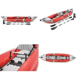 Intex Excursion Pro Kayak, Professional Series Inflatable Fi