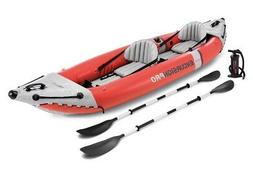 Intex Excursion Pro Kayak Professional Series Inflatable Fis