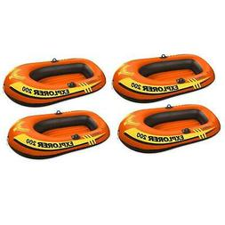 Intex Explorer Pro 200 Inflatable Youth Pool Boat Raft