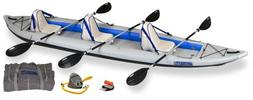 fasttrack inflatable kayak deluxe