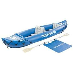 "Fiji 2-Person Kayak Boating Equipment Sports "" Outdoors Infl"