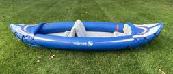"""sevylor Fiji inflatable double kayak """"used""""""""Tested"""""""