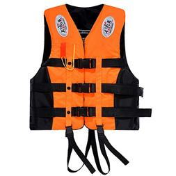 Xy Litol Fly Fishing Life Jacket, Kayak Watersports Vest Jac