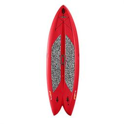 "Lifetime Freestyle Paddleboard with Paddle, 9'8""/X-Large, Re"
