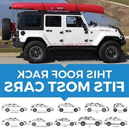 HandiRack - Universal Inflatable roof rack bars  - Rooftop c
