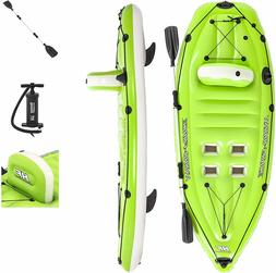 Bestway Hydro Force 1 Person Koracle Kayak with Pump and Pad