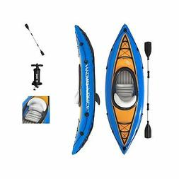 Bestway Hydro-Force Cove Champion Inflatable Kayak Set | Inc