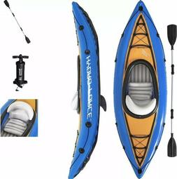 Bestway Hydro-Force Cove Champion Inflatable Kayak W/Paddle