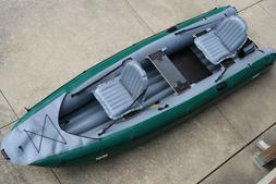 Inflatable Alfonso Fishing Boat by Innova Kayak - Demo Model