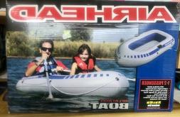 AIRHEAD INFLATABLE BOAT 2-MAN