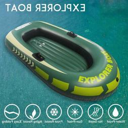 Inflatable Boat Kayak Canoe Fishing Boat with Double Valve f