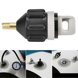 Inflatable Boat Kayak Pump Valve Adapter Sup Air Valve Paddl