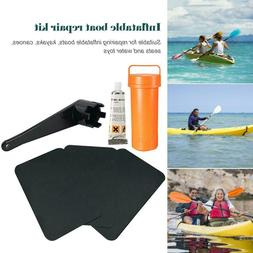 Inflatable boat puncture repair tool Kayak patch patch glue