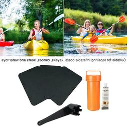 Inflatable Boat Puncture Repair Tool Kayak Patch Glue Repair