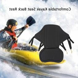 Inflatable Boat Seat Backrest Kayak Canoe Back Pad Neoprene