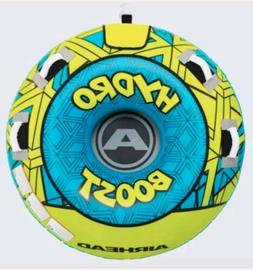 """Inflatable Airhead Hydro-boost 54"""" Towable Tube Float Raft L"""