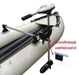 Brocraft Inflatable Kayak Electric Motor Mount / SUP Paddle