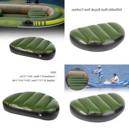 Inflatable Kayak Seat Cushion Pad Pillow Fishing Boat Raft R