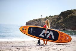 Inflatable Surfboard Surf Board Float with paddle stand  kay