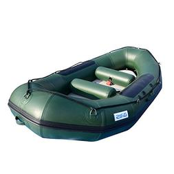 BRIS 9.8ft Inflatable White Water River Raft 2 Person Self B