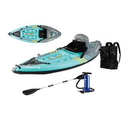 Sevylor K1 QuikPak Inflatable Kayak - 2000014137
