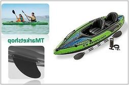 INTEX K2 2-Person Inflatable Kayak Boat Float Water Sport La