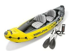 intex k2 two person inflatable kayak