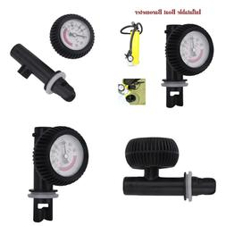Kayak Barometer Nylon Inflatable Boat Air Pressure Gauge Bar